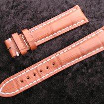 Breitling Croco 21mm Armband 21/18 Braun Np Ca. 550,00...