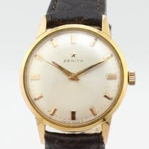 Ζενίθ (Zenith) Vintage Manual Winding Steel 807 A 382