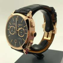 Chaumet Dandy Chrono in Rosegold  W11890-30D