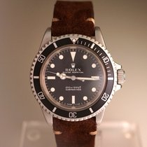 Rolex Submariner 5513 With Meter First And Matte Dial From...