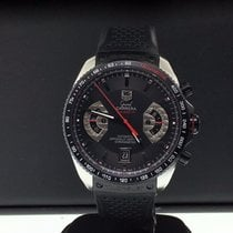 TAG Heuer Grand Carrera CAV511C Chronograph 43mm Stainless...