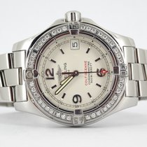 Breitling Colt Oceane diamond bezel(full set)