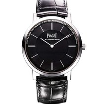 Piaget G0A35133 Altipano XL Round 43mm Automatic in White Gold...