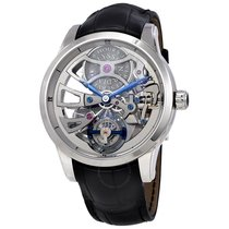 Ulysse Nardin Skeleton Tourbillon Manufacture 18kt. White Gold...