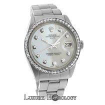 Rolex Ladies  Oyster Perpetual Date Diamond MOP Chronometer