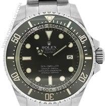 Rolex stainless steesl DeepSea Sea-Dweller