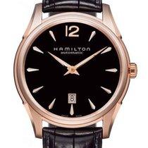 Hamilton Jazzmaster Slim Automatikuhr Rosé H38645735