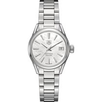 TAG Heuer Carrera Calibre 9 Ladies  White Mother-of-Pearl Dial