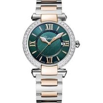 Chopard Imperiale Quartz 36mm Steel and Gold