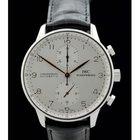 IWC Portugieser Chronograph - Ref.: 3714 - Bj.: 09/2005 -...