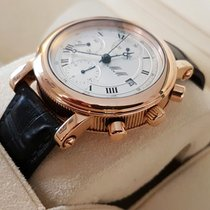 Marc Magnus Exclusively Chronograph Rose Gold 18 krt (40 mm)