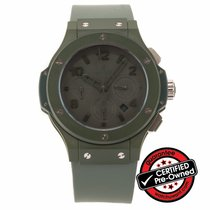 ウブロ (Hublot) Big Bang All-Green Chronograph