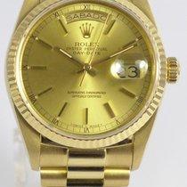 Rolex Präsident Day-Date 18ct Gelbgold Herren Chronometer
