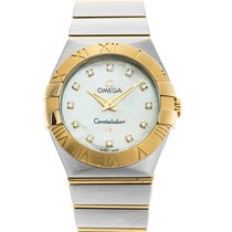 Omega Watch Constellation Small 123.20.27.60.55.002