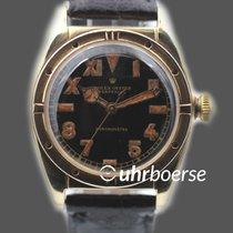 Rolex Oyster Perpetual Bubble Back 5015 Gold 14kt Automatik 1950