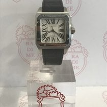 Cartier Santos 100 Medium Size Steel W20106X8