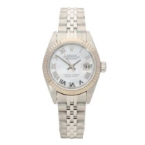 Rolex Datejust 79174 - Silver Roman Mother of Pearl Dial - 2004