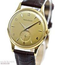 Jaeger-LeCoultre Gentlemans Watch Cal-P480 18k Yellow Gold...
