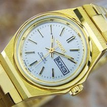 Orient Beautiful Orient Ladies Automatic Vintage Gold Plated...