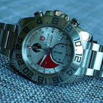 Tudor GMT ICONAUT Chronograph Steel - 20400