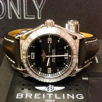 Breitling Emergency J56321 - Serviced By Breitling