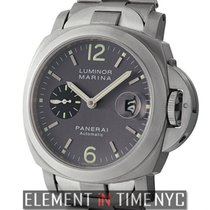 Panerai Luminor Collection Luminor Marina 44mm Titanium And...