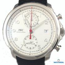 IWC Portugieser Yacht Club Chrono incl 19% MWS MWST
