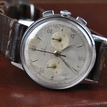 Omega vintage chronograph two register