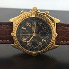 Breitling Chronomat 18K Gold Mens Watch