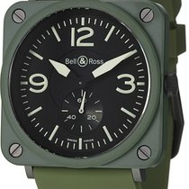 벨앤로스 (Bell & Ross) Aviation BRS BRS Military Ceramic...