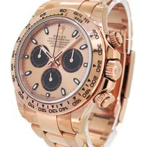 Rolex Oyster Perpetual Daytona 18K Rose Gold 116505, with Paper