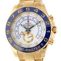 Rolex Yacht Master II 116688 Yellow Gold, 44mm