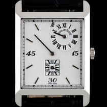 Audemars Piguet 18k W/G White Dial Museum Collection Regulateu...