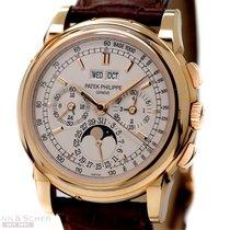 Patek Philippe Perpetual Calendar Ref-5970R-001 18k Rose Gold...