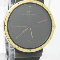 IWC Porsche Design Quartz 18Carat/ Titanium Model 3330/07 Sport