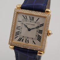 Cartier Obus mit Brillantbesatz