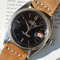 """Rolex Datejust Ref. 6305 aus dem Jahr 1954 """"black dial"""""""