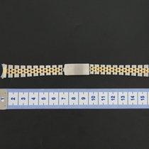 Rolex Datejust Lady Gold Steel Jubilee Bracelet 13 mm