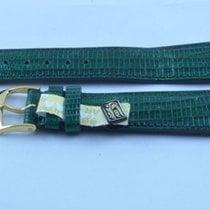 Eterna Leder Armband 20mm Neu Mit Dornschliesse