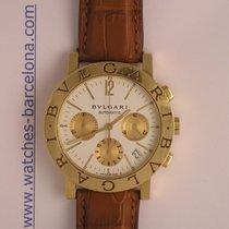 Bulgari -   chronograph - BB 38 GL CH
