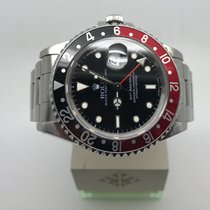 "Rolex GMT-Master II ""Coke"" MINT Papers 16710"