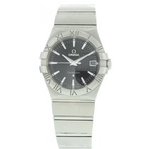 Omega Constellation 123.10.35.60.01.001 Stainless Steel