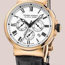 Ulysse Nardin Marine Chronograph Manufacture · 1506-150LE