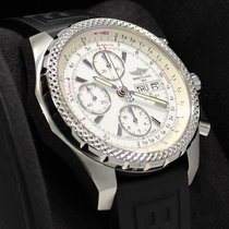 Breitling Bentley Gt A13363 45mm Chronograph Auto Watch Papers...