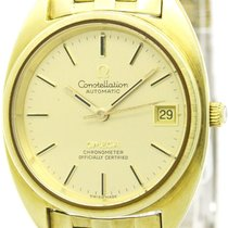 Omega Vintage Omega Chronometer Cal 1011 Gold Plated Mens...