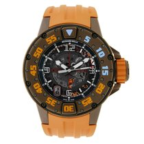 Richard Mille Brown PVD Titanium Automatic Diver's Watch