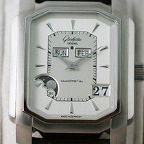 Glashütte Original Senator Karree Perpetual Calendar 39-51-02-...