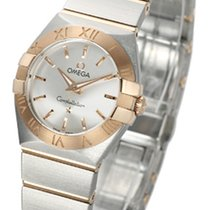 Omega Constellation Brushed Quarz Mini