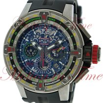 Richard Mille RM 60-01 Regatta Flyback Chronograph, Skeleton...