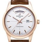 Breitling Transocean Day & Date 18 kt Rotgold R4531012